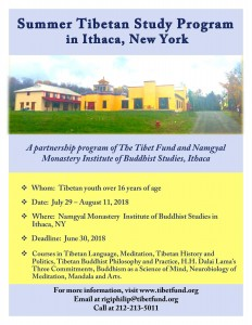 2018 STSP at Ithaca