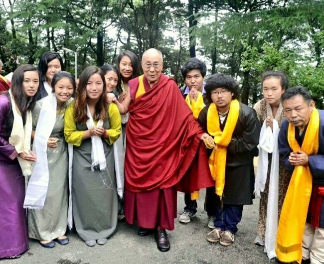 Dalai Lama - Tibet Fund